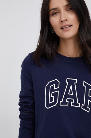 GAP - Bavlnené tričko s dlhým rukávom