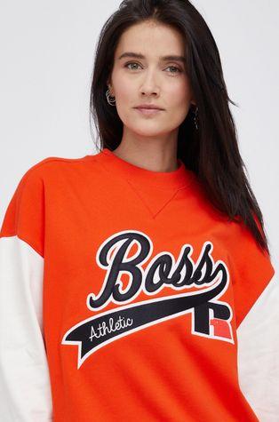 Boss - Μπλούζα x Russell Athletic