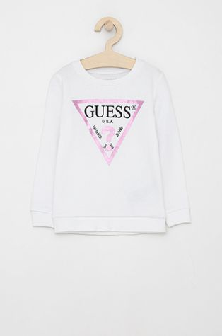 Guess - Bluza bawełniana dziecięca