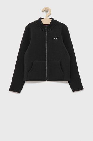 Calvin Klein Jeans - Dětská oboustranná bunda