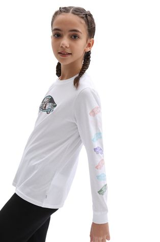 Vans - Dětské tričko s dlouhým rukávem