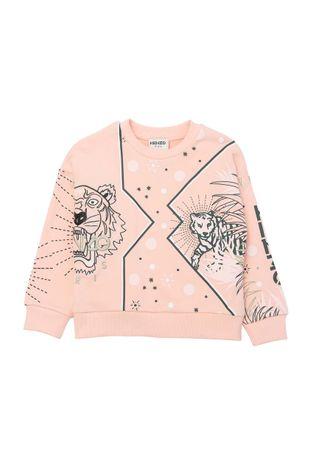 KENZO KIDS - Παιδική βαμβακερή μπλούζα