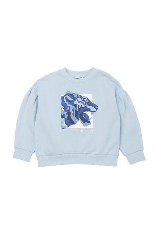 KENZO KIDS - Bluza bawełniana dziecięca
