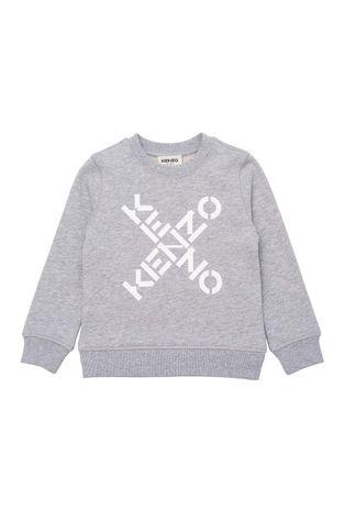 KENZO KIDS - Dětská bavlněná mikina
