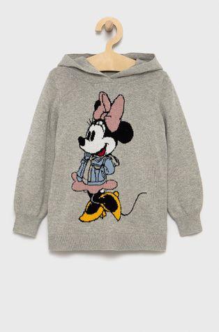 GAP - Gyerek pamut pulóver x Disney