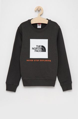 The North Face - Дитяча бавовняна кофта