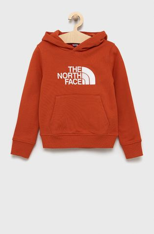 The North Face - Παιδική βαμβακερή μπλούζα