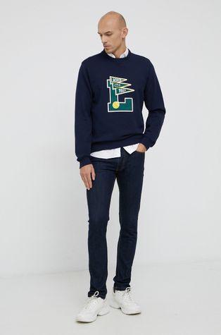 Lacoste - Βαμβακερή μπλούζα