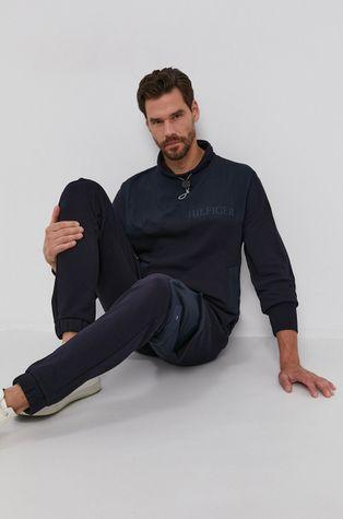 Tommy Hilfiger - Βαμβακερή μπλούζα