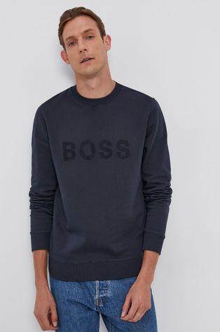 Boss - Hanorac de bumbac Boss Casual