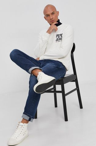 Pepe Jeans - Bluza Edison