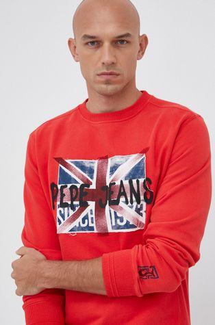 Pepe Jeans - Bluza bawełniana Jared