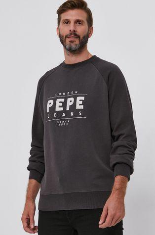 Pepe Jeans - Bluza bawełniana Karim