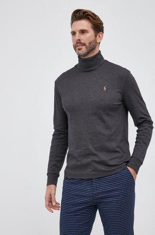 Polo Ralph Lauren - Βαμβακερό πουκάμισο με μακριά μανίκια