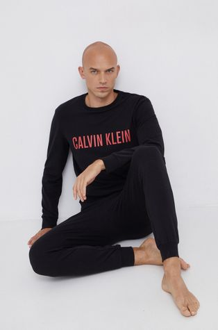 Calvin Klein Underwear - Горнище на пижама с дълги ръкави