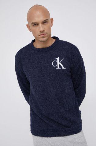 Calvin Klein Underwear - Горнище на пижама тип суичър Ck One