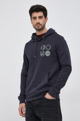 s.Oliver - Βαμβακερή μπλούζα x Smiley