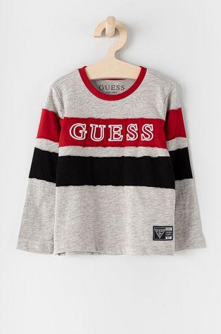 Guess - Dětské tričko s dlouhým rukávem 92-122 cm