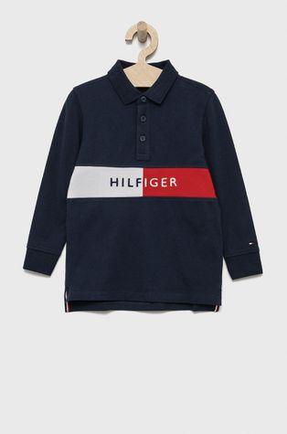 Tommy Hilfiger - Detské tričko s dlhým rukávom