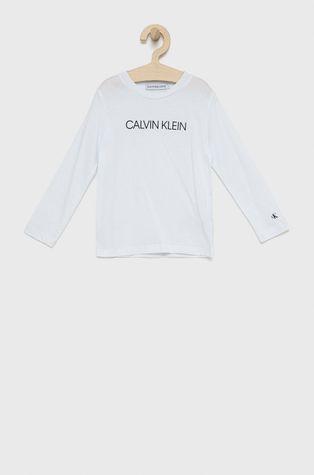 Calvin Klein Jeans - Longsleeve bawełniany dziecięcy