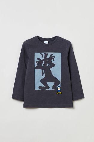 OVS - Dětská bavlněná košile s dlouhým rukávem