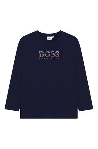 Boss - Gyerek hosszúujjú