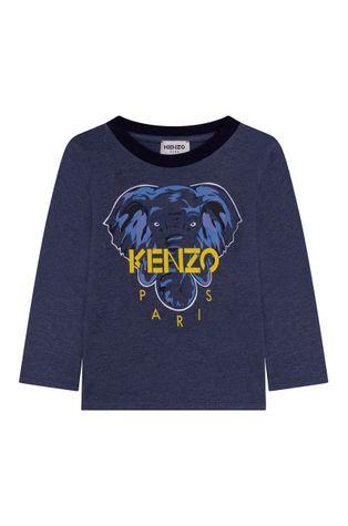 Kenzo Kids - Παιδικό βαμβακερό μακρυμάνικο