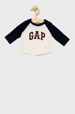 GAP - Longsleeve bawełniany dziecięcy