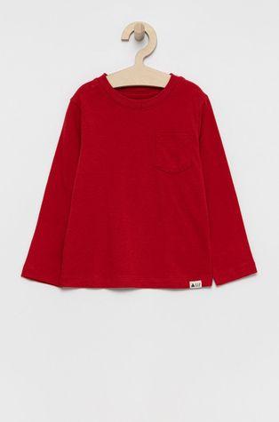 GAP - Dětská bavlněná košile s dlouhým rukávem