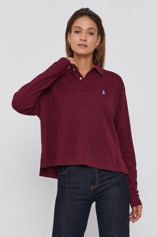 Polo Ralph Lauren - Bavlnené tričko s dlhým rukávom