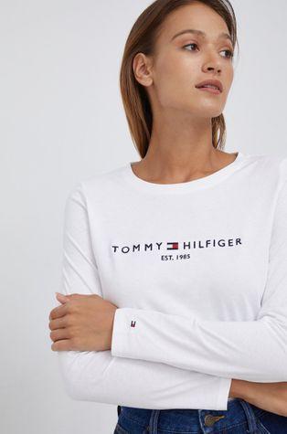 Tommy Hilfiger - Памучна блуза с дълги ръкави