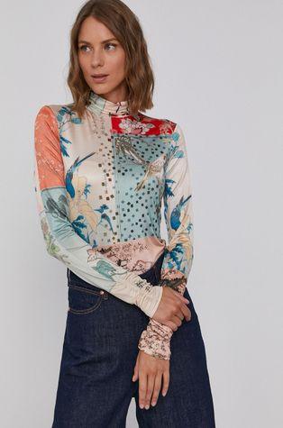 Desigual - Блуза с дълги ръкави