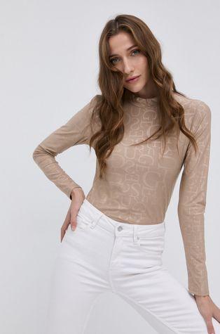 Guess - Блуза с дълги ръкави