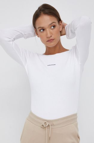 Calvin Klein Jeans - Блуза с дълги ръкави