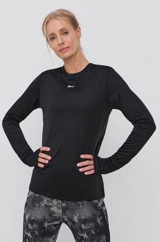 Reebok - Блуза с дълги ръкави