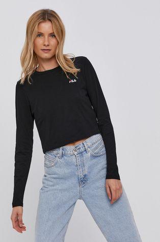 Fila - Bavlnené tričko s dlhým rukávom