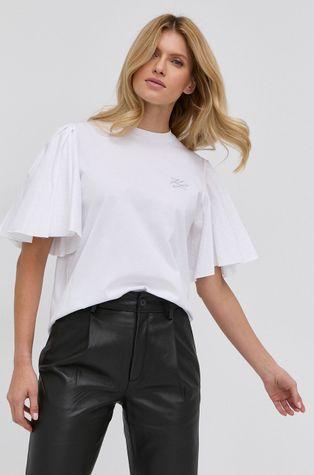 Karl Lagerfeld - Βαμβακερό μπλουζάκι
