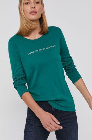 United Colors of Benetton - Pamut hosszúujjú