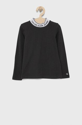 Calvin Klein Jeans - Detské tričko s dlhým rukávom
