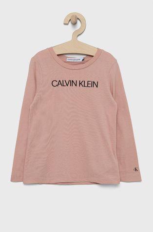 Calvin Klein Jeans - Longsleeve dziecięcy