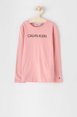 Calvin Klein Jeans - Gyerek hosszúujjú