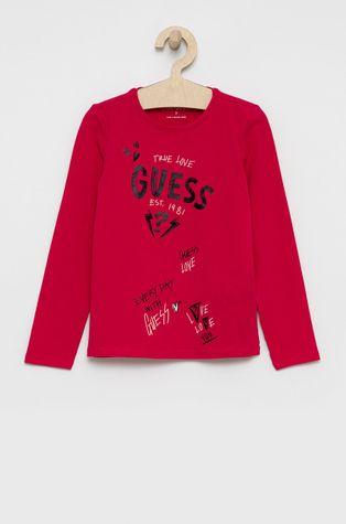 Guess - Dětské tričko s dlouhým rukávem
