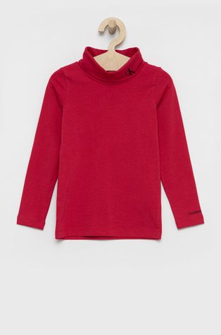 Calvin Klein Jeans - Dětské tričko s dlouhým rukávem