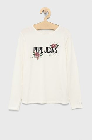 Pepe Jeans - Детска блуза с дълги ръкави Taylor