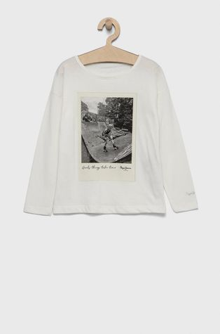 Pepe Jeans - Detské tričko s dlhým rukávom Salome