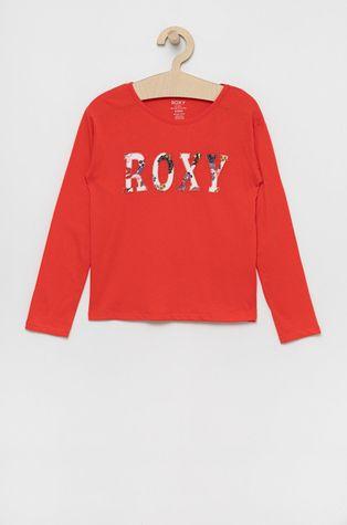 Roxy - Longsleeve din bumbac pentru copii