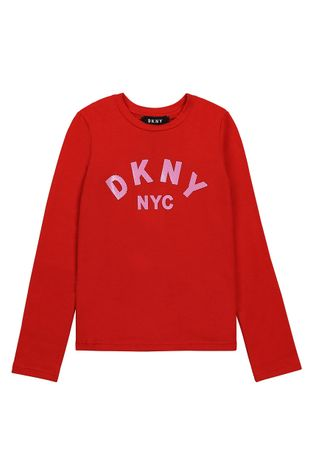 Dkny - Detské tričko s dlhým rukávom