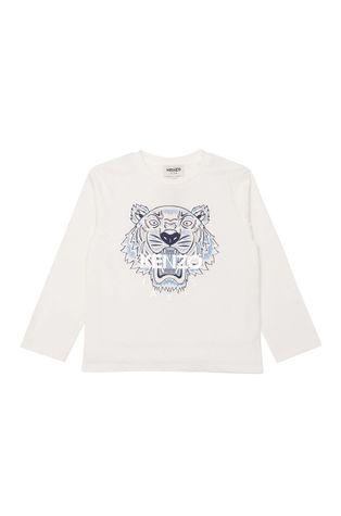 KENZO KIDS - Detské tričko s dlhým rukávom