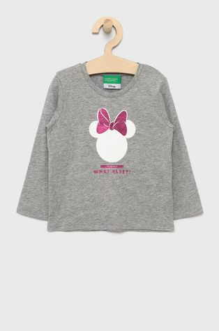 United Colors of Benetton - Longsleeve dziecięcy x Disney