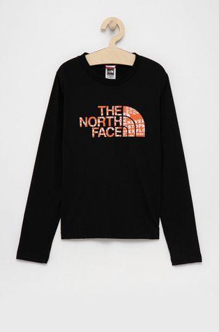 The North Face - Detské tričko s dlhým rukávom